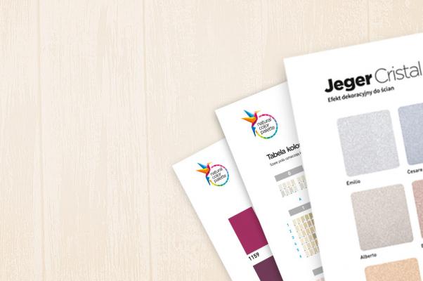 Wzorniki, katalogi – Jeger
