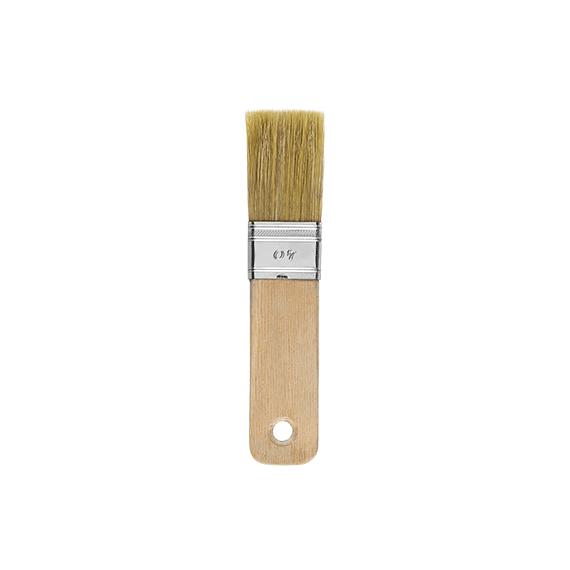 Pinceau pour peintures pour meubles 4 cm jeger for Peinture pour tissu ameublement