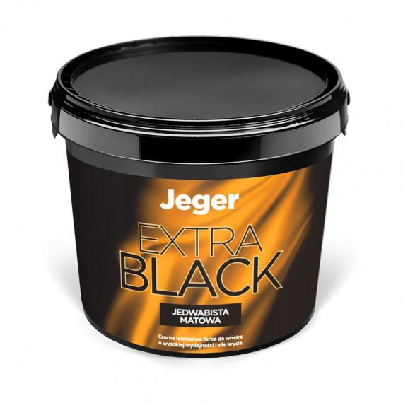 Jeger Extra Black czarna