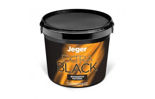 Jeger Extra Black Schwarz