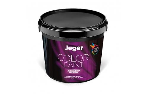 Jeger Color Paint шелковистая матовая
