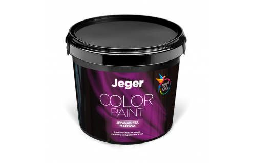 Jeger Color Paint Silky Matt
