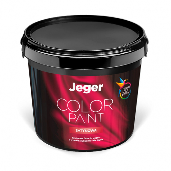 Jeger Color Paint Satynowa