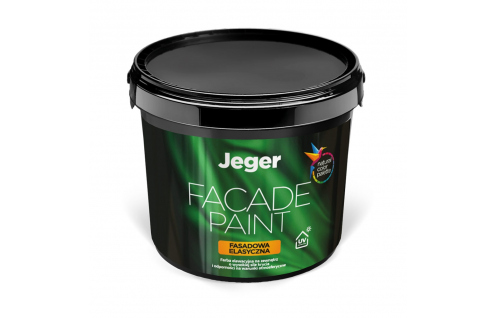 Jeger Facade Paint - flexible