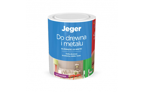 Jeger Emalia do drewna i metalu