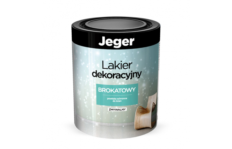 Jeger Decorative Varnish Glitter