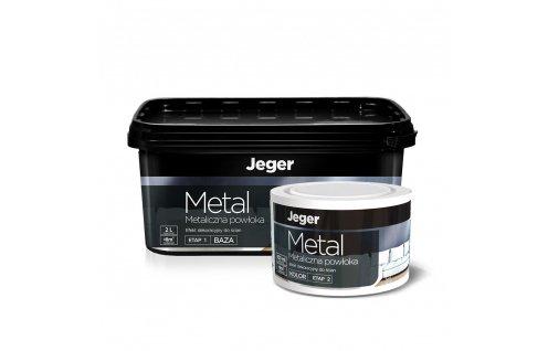 Jeger Metal + kolor