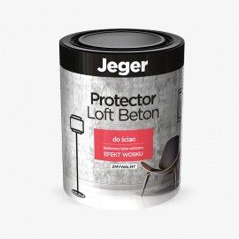 Jeger Protector do ścian efekt wosku