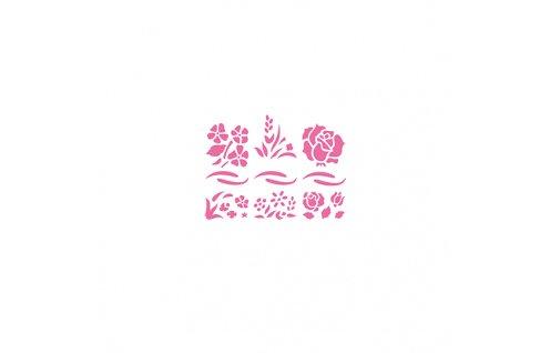 Jeger Schablon 15x20 cm - Muster Nr. 145