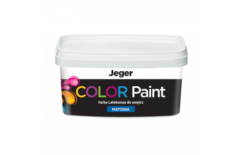 Jeger Color Paint - base coat for decorative effects