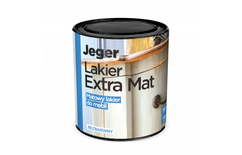 Jeger Lakier Extra Mat