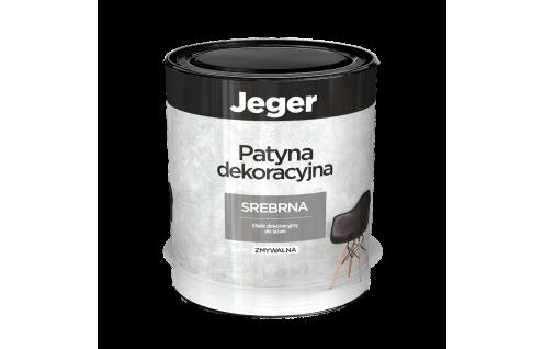 Jeger Patyna Dekoracyjna srebrna