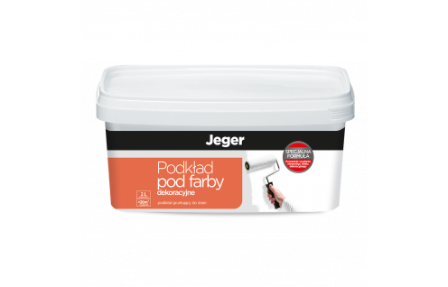 Jeger Ground coat for decorative paints