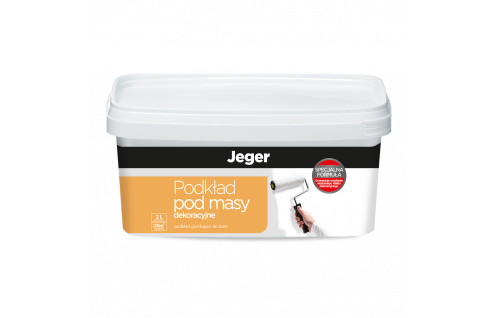 Jeger Ground coat for decorative plasters