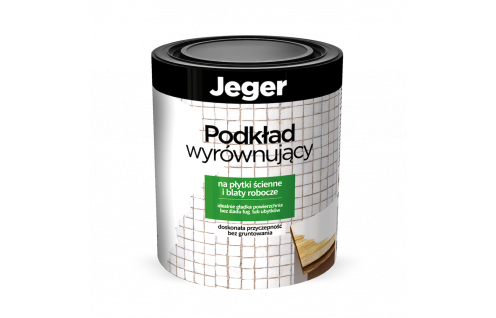 Jeger Leveling ground coat for worktops and tiles