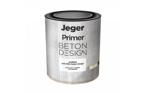 Jeger Primer do Beton Design
