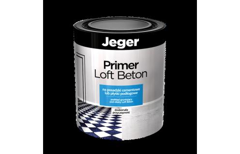 Jeger Primer Loft Beton na posadzki cementowe i płytki podłogowe