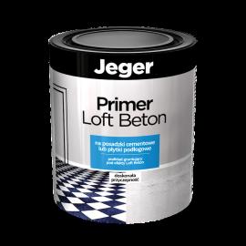 Jeger Primer Loft Beton на цементные полы и напольную плитку