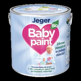 Baby Paint farba do ścian