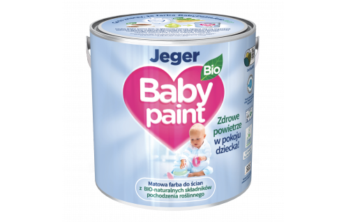 Jeger Baby Paint