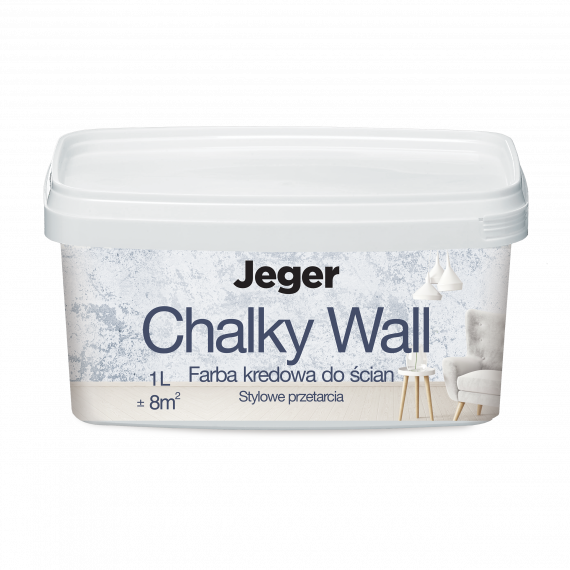 Jeger Chalky Wall