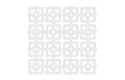 Jeger Szablon do Beton Design Nr 1 Geometryczny
