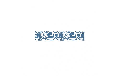 Jeger Szablon 15x40 cm - wzór nr 97