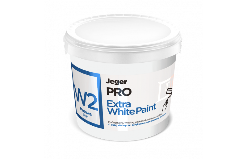 W2 Extra White Paint