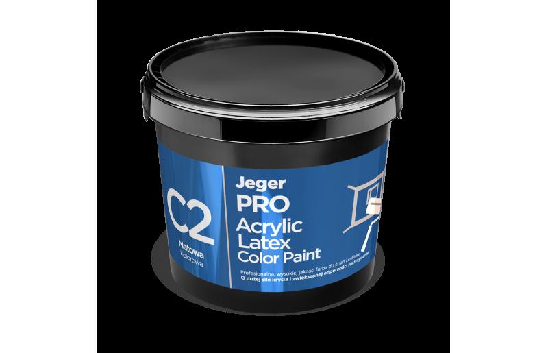 C2 Acrylic Latex Color Paint