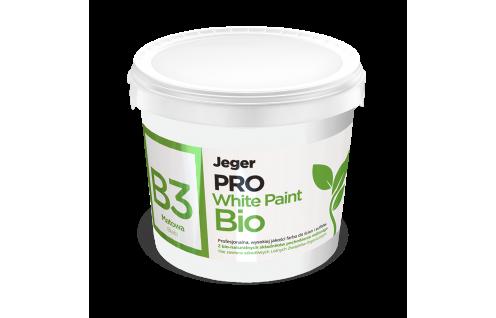 Jeger PRO White Paint Bio 10 L