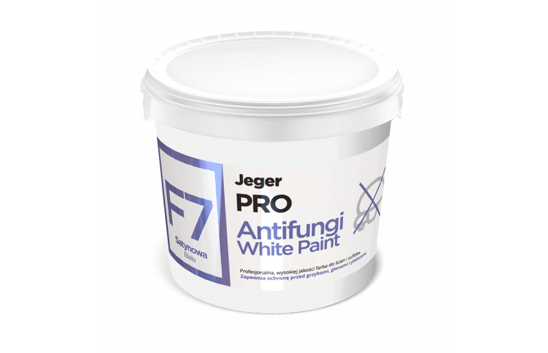 F7 Antifungi White Paint