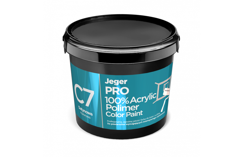 C7 100% Acrylic Polimer Satynowa