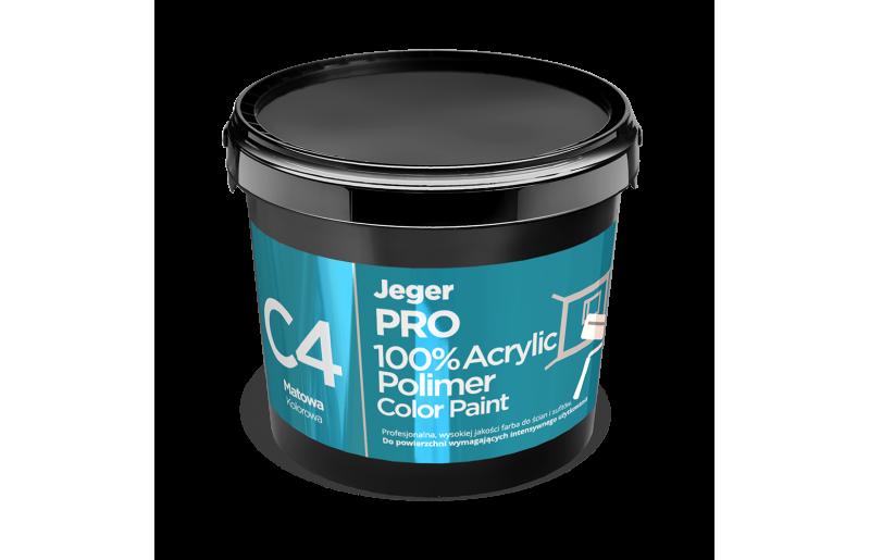 C4 100% Acrylic Polimer Matowa