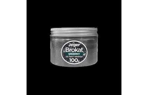 Jeger Brokat Srebrny 100 g