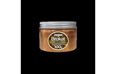 Jeger Brokat Złoty 100 g