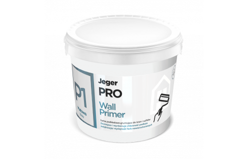 Jeger PRO Wall Primer P1 10 L