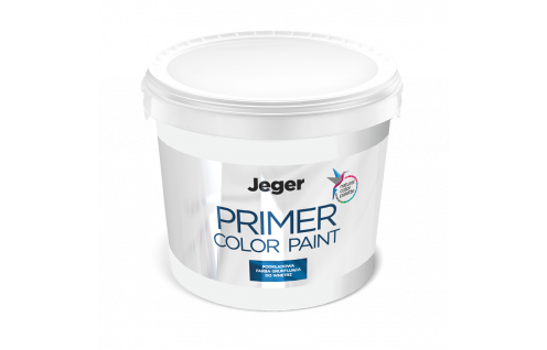 Jeger Primer Color Paint 10 L