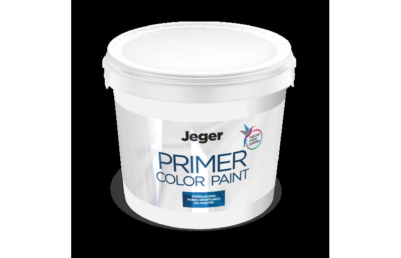 Jeger Primer Color Paint