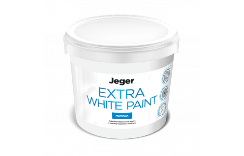 Extra White Paint 10 L
