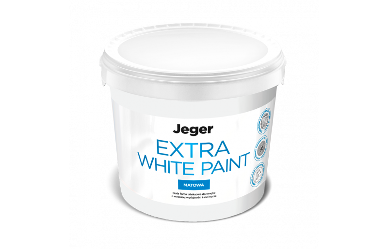 Jeger Extra White Paint