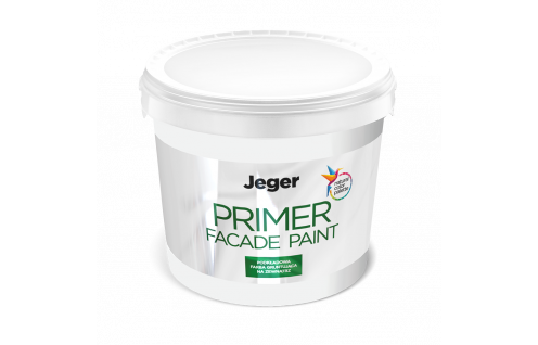 Jeger Primer Facade Paint 10 L
