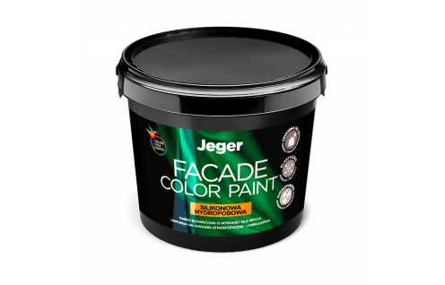 Jeger Facade Color Paint 10 L