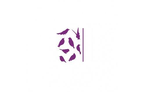 Jeger Szablon 30x38 cm - wzór nr 714